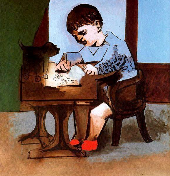 Маленький Пикассо