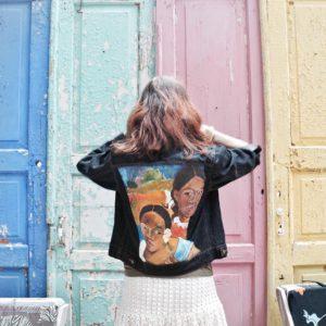 Ручная роспись одежды